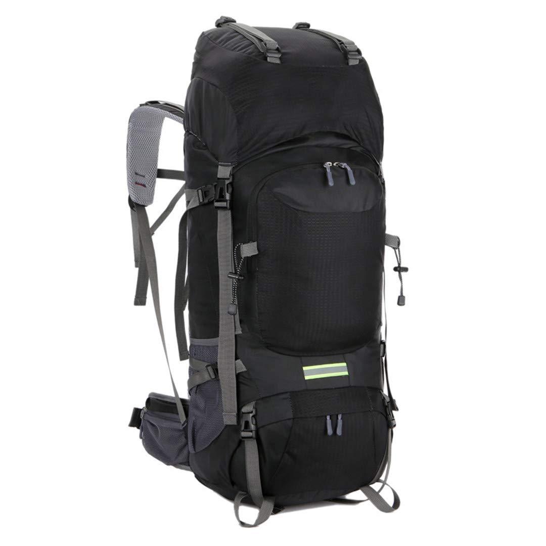 Black color 50  70L 60L Backpack Rucksack Outdoor Bag Travel Daypack Should Backpack