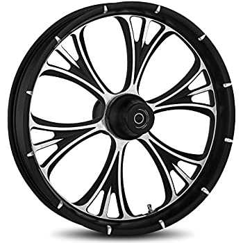 amazon rc ponents mission eclipse 21 front wheel avon ABS Davidson Harley Module 4864309 rc ponents majestic flipside 23 front and rear wheel package for 2009 2014 harley davidson touring models without abs brakes rcwp23 09 mstc f