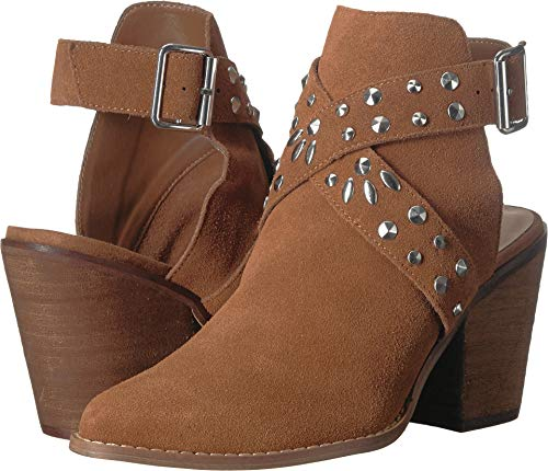 Chinese Laundry Women's Small Town Rusty Brown Split Suede 5 M US