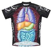 Primal Wear Organ Grinder Anatomic Cycling Jersey