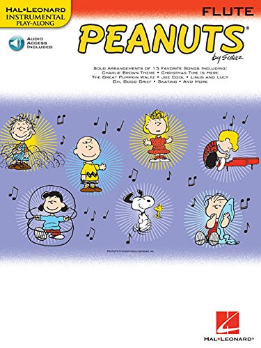 Peanuts(TM): for Flute (Instrumental Play-along)