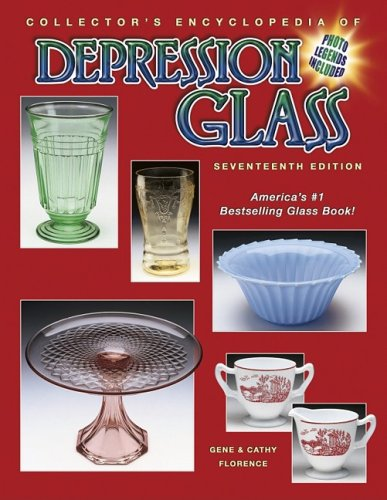 Collector's Encyclopedia of Depression Glass ebook