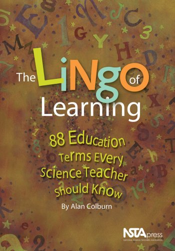 The Lingo of Learning: 88 Education Terms Every Science Teacher Should Know - PB179X
