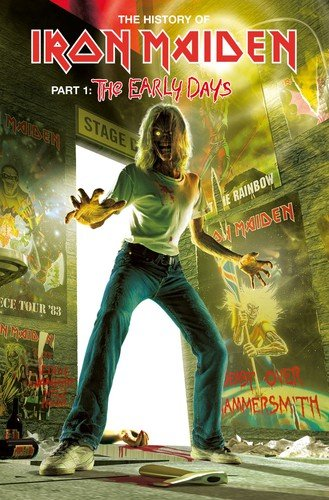DVD : Iron Maiden - Iron Maiden Part 1-The Early Year (NTSC Region 1)
