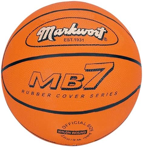 Markwort MB7 Series Rubber Basketball