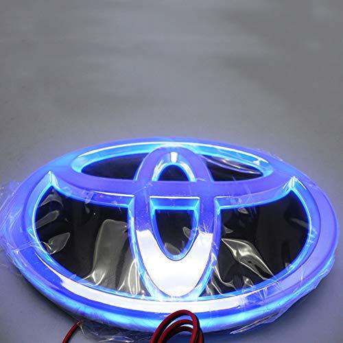 go Light Badge LED Lamp Emblem Sticker for TOYOTA ()