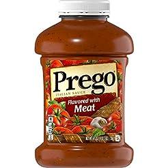 Prego Pasta Sauce, Italian Tomato Sauce ...