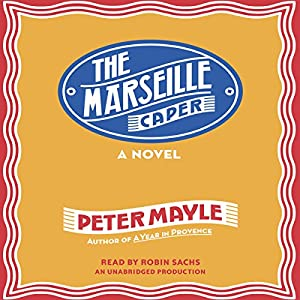 The Marseille Caper Audiobook