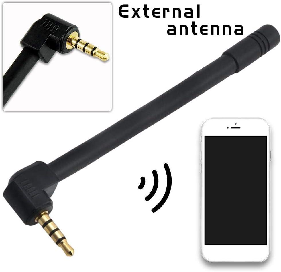 Antena Externa Al Aire Libre 3.5mm Señal Mejorada Telefono ...