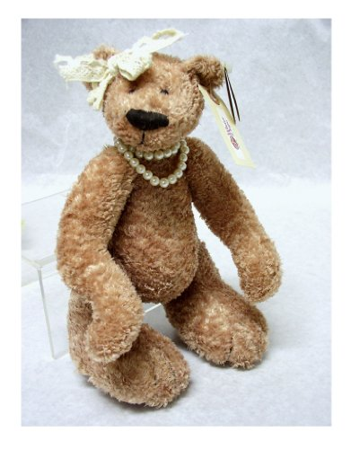 Big Foot Bear Plush Brown 11 Inch