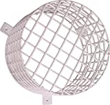 Safety Technology International, Inc. STI-9614 Beacon and Sounder Steel Wire Cage, Approx. 7.9'' Width x 6'' Depth