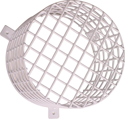 Safety Technology International, Inc. STI-9614 Beacon and Sounder Steel Wire Cage, Approx. 7.9'' Width x 6'' Depth by Safety Technology Intl (Image #1)