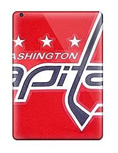 Jennifer Guelzow's Shop Best washington capitals hockey nhl (5) NHL Sports & Colleges fashionable iPad Air cases 2011848K453270456