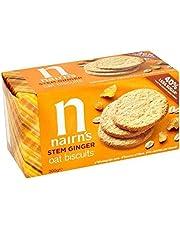Nairns - Oat Biscuits - Stem Ginger - 200g
