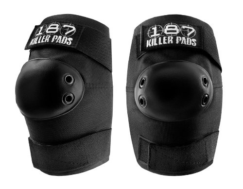 187 Killer Pads Elbow Pads - Black - X-Large