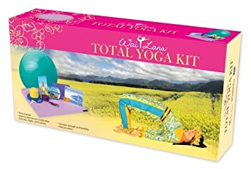 Amazon.com : Wai Lana Kits: Total Yoga Kit by Wai Lana ...