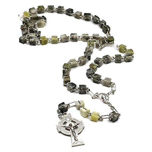 Connemara Marble Rosaries - Irish Prayer Rosary Made From Connemara Marble
