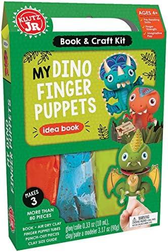 Klutz My Dino Finger Puppets Jr / Klutz My Dino Finger Puppets Jr