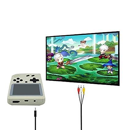 Amazon.es: Anbernic Consolas de Juegos Portátil, Consolas de ...