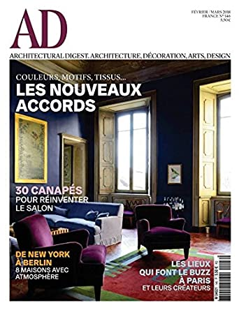 Ad   Architectural Digest   French Ed