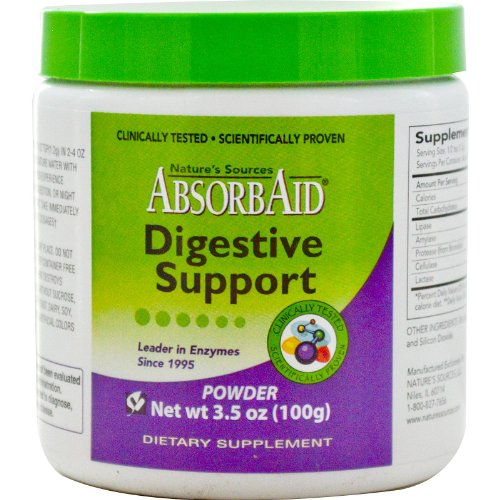 AbsorbAid Digestive Support Powder Ounce product image