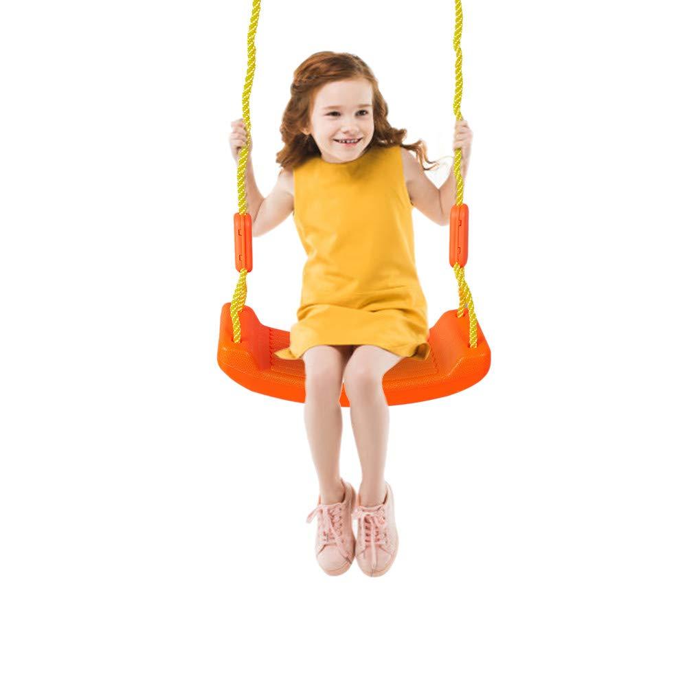 【オンライン限定商品】 ColorTree Heavy Seat Duty Heavy Kids Swing for Seat for Childrenインドアアウトドア木製Playgroundスイングセット B078SPBYRD, 福島そらや:2d135b84 --- munstersquash.com