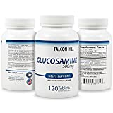 Product review for Glucosamine Sulfate 500, Joint Support, Non-GMO, 120 count