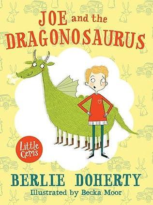 book cover of Joe and the Dragonosaurus