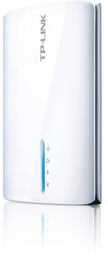TP-Link TL-MR3040 Mini Pocket 3G Wireless Router (White) - Buy TP