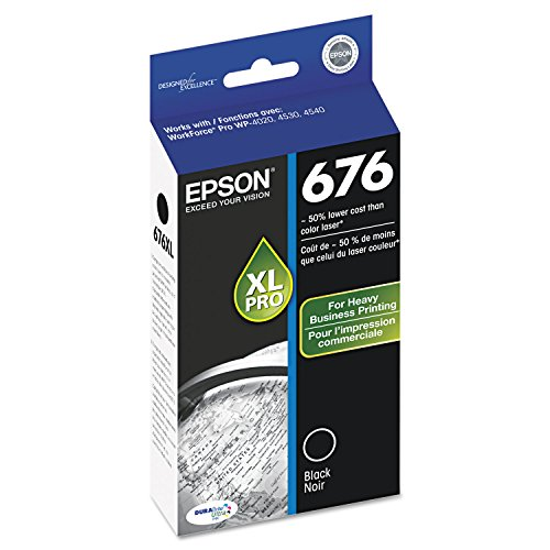 T676XL120 Ink Cartridge from Epson