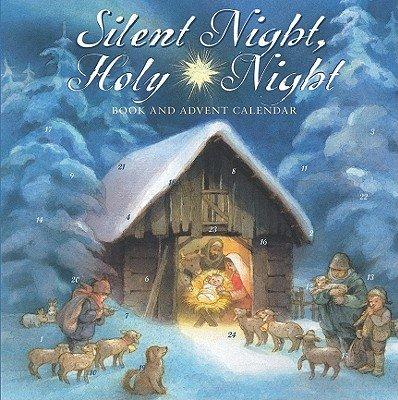 Night Advent Calendar - Silent Night, Holy Night Book and  Advent Calendar