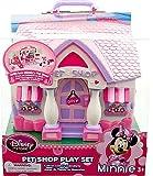 Disney Exclusive Minnie Mouse Pet Shop Playset