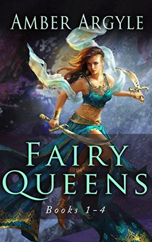 Fairy Queens: Books 1-4 (Fairy Queens Box Set) by [Argyle, Amber]