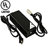 iMeshbean 36 Volt 1.5A Scooter Charger For Razor MX500 MX650 Dirt Rocket 36V USA