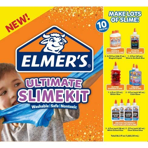 Elmer's Ultimate Slime Kit -