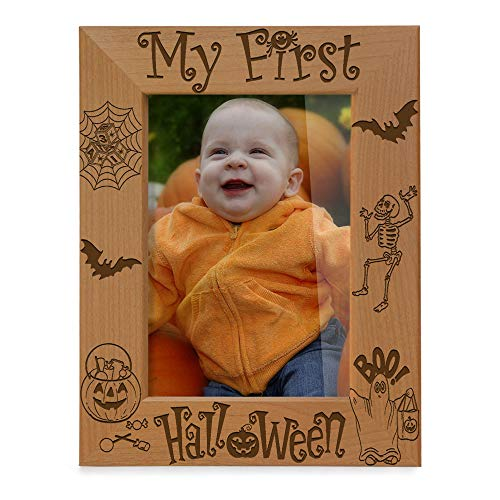 Kate Posh - My First Halloween Picture Frame (4x6 ()
