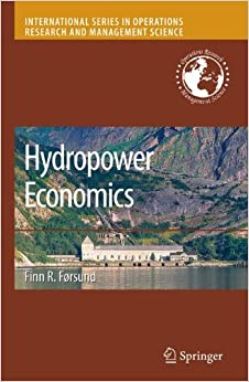 _TOP_ Hydropower Economics (International Series In Operations Research & Management Science). approach lista called habitual aplica superior