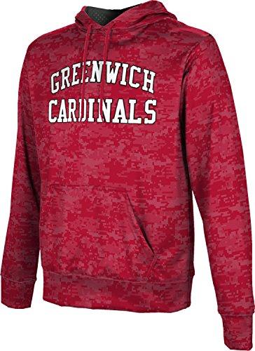 ProSphere Men's Greenwich High School Digital Hoodie Sweatshirt - Shops Greenwich Ct