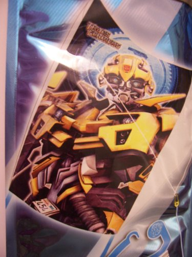 Hasbro Transformers Revenge of the Fallen Skysled Kite ~ Bumblebee (24