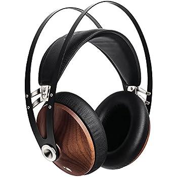 Meze 99 Classics Walnut Silver Headphones (Silver & Black)
