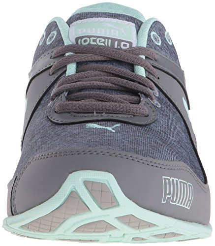 Puma WN's Cross Cell Heather Fm Women's Drizzle Bay Gray Steel Shoe Trainer Riaze qnCqwtrxRS