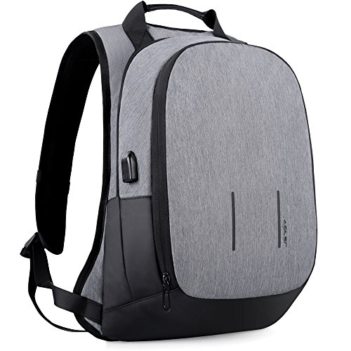 JSVER Business Laptop Backpack Anti Theft College...