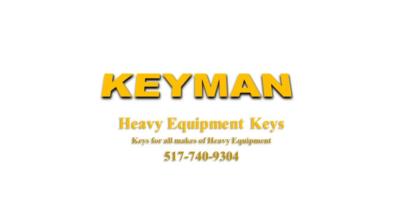Keyman 67 Keys Heavy Equipment 67 Key Set / Construction Ignition Keys Set