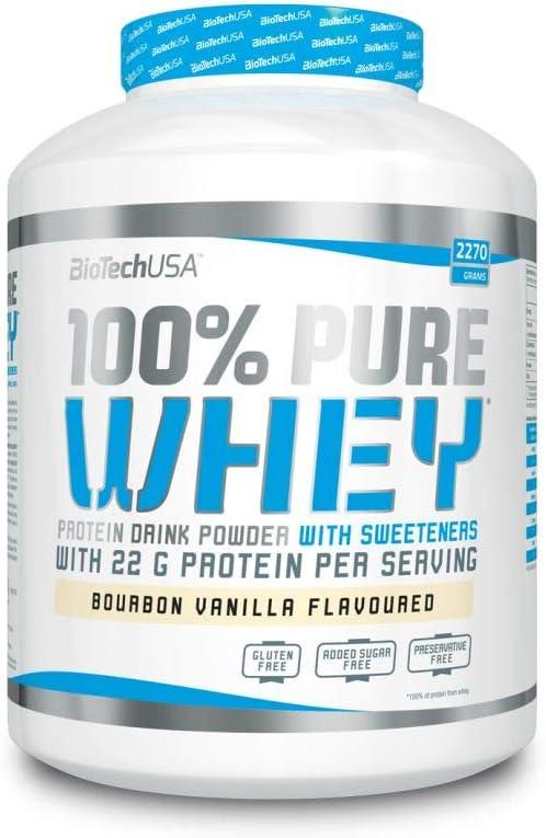 Biotech 100% Pure Whey Proteínas Chocolate - 2270 gr