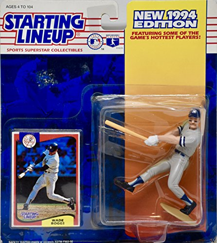 Starting Lineup Wade Boggs for sale  Delivered anywhere in USA