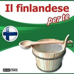 Il finlandese per te Audiobook