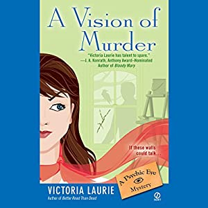 A Vision of Murder Audiobook
