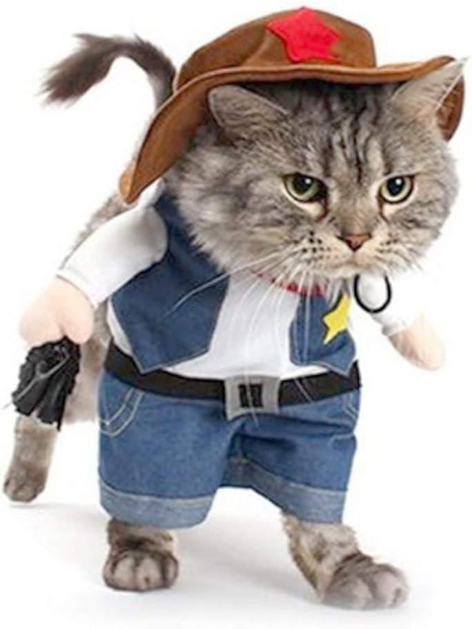 Cowboy Sheriff Pet Costume