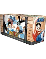 One Piece Box Set 2: Skypiea and Water Seven, Volumes 24-46