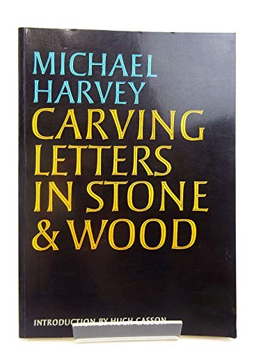 Carving Letters in Stone & Wood (Wood Stone And In Carving Letters)